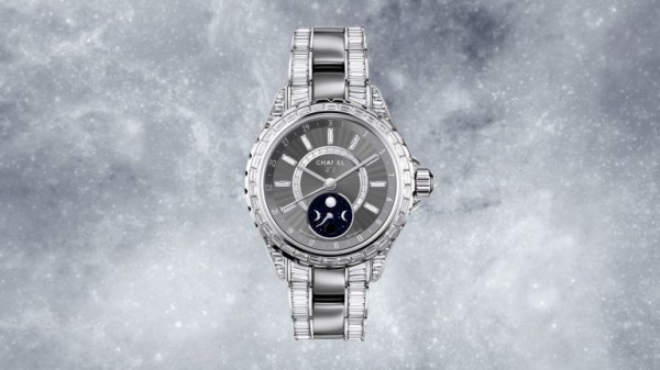 Chanel 12 Moonphase watch