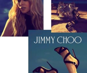 Jimmy Choo Cruise 2014 campaign