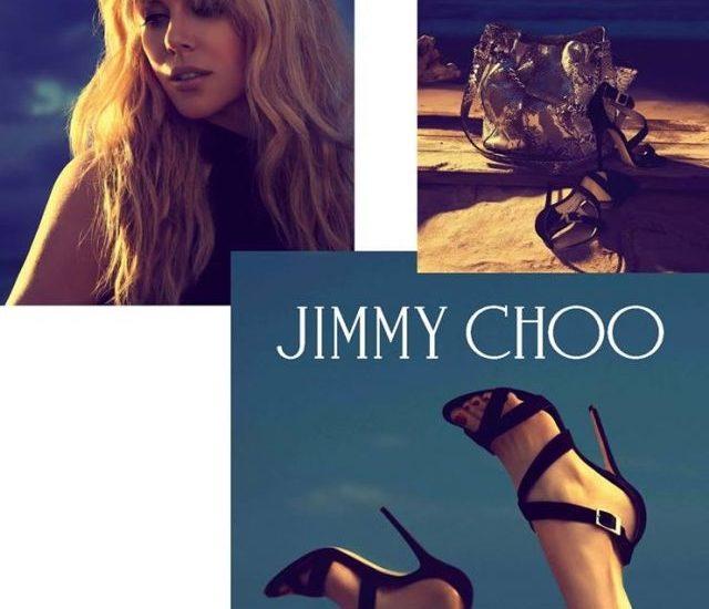 Jimmy Choo Cruise 2014 campaign