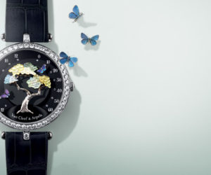 Van Cleef Poetic Complications Butterfly Symphony