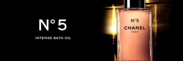 chanel no5 bath oil