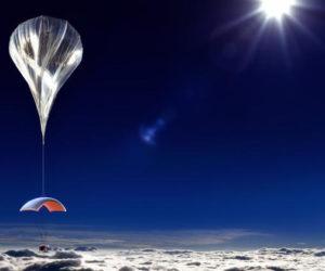 high-altitude balloon