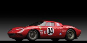 Ferrari 250 LM Sells for Record $14.3 Million
