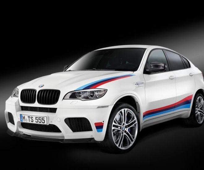 2013 Bmw X6 Interior: BMW X6 M Design Edition