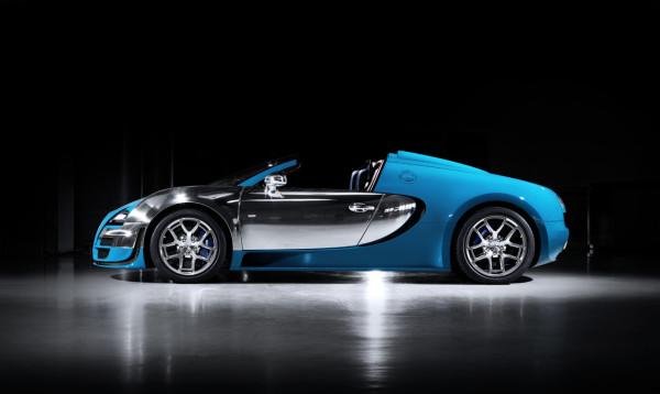 Bugatti Veyron Legend Meo Constantini