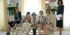 Karl Lagerfeld's New Chanel Film to Debut in Dallas