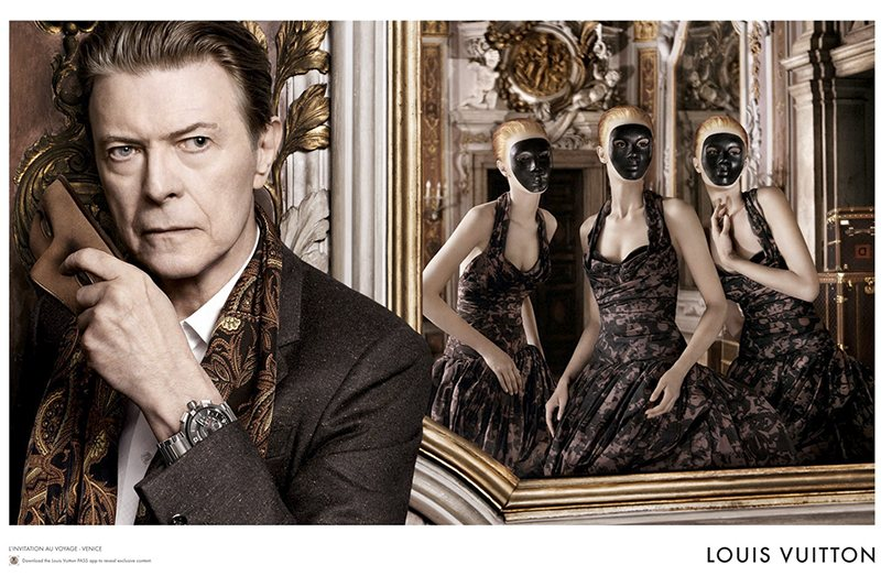 WATCH: David Bowie Stars in a Film for Louis Vuitton