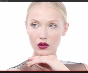 Dior Golden Winter beauty video