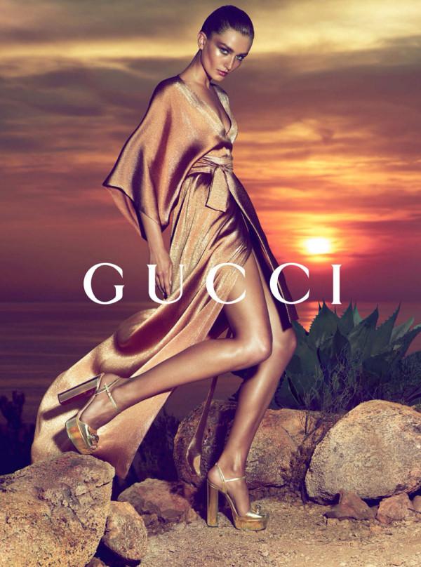 Gucci Resort 2014 Ad Campaign