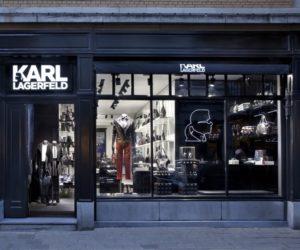 Karl Lagerfeld Store Antwerp