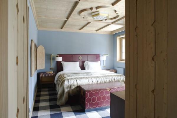 L'Apogee Courchevel room