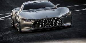 Mercedes reveals 'Gran Turismo' vision