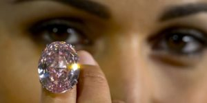 'Pink Star' diamond auctioned for record $83 million