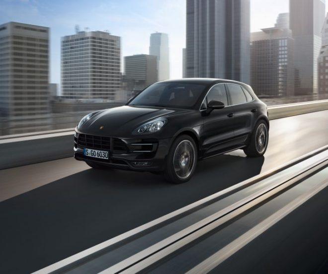Porsche Suv: New Porsche SUV Called 'Macan