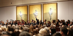 Francis Bacon painting sells for record $142M