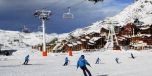 List of the best ski resorts around the world