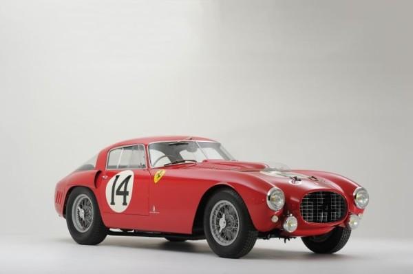 1953 Ferrari 340 375 MM Berlinetta Competizione