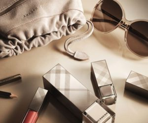 Burberry beauty products