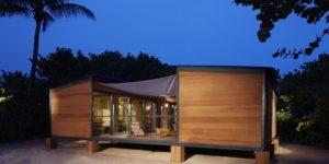 Louis Vuitton builds beach house in Miami