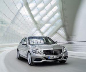 The Mercedes-Benz Class S 400
