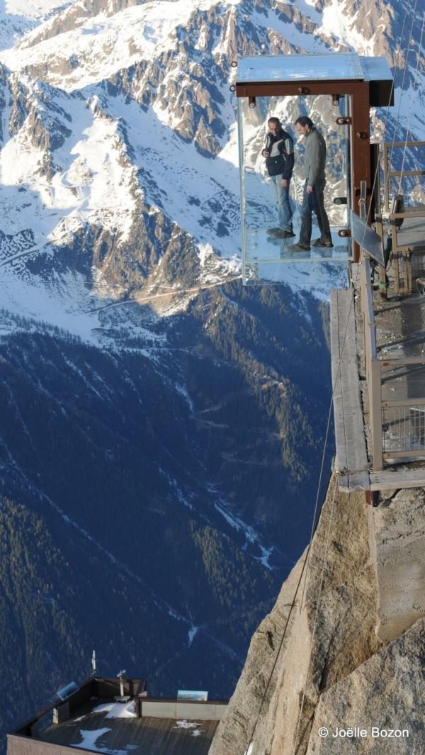 Mont Blanc Glass Box