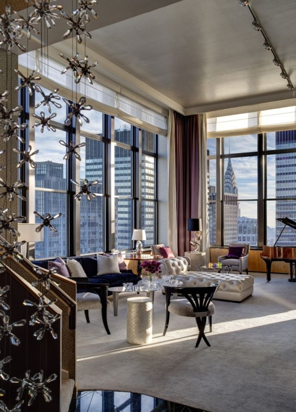 New York Palace suite