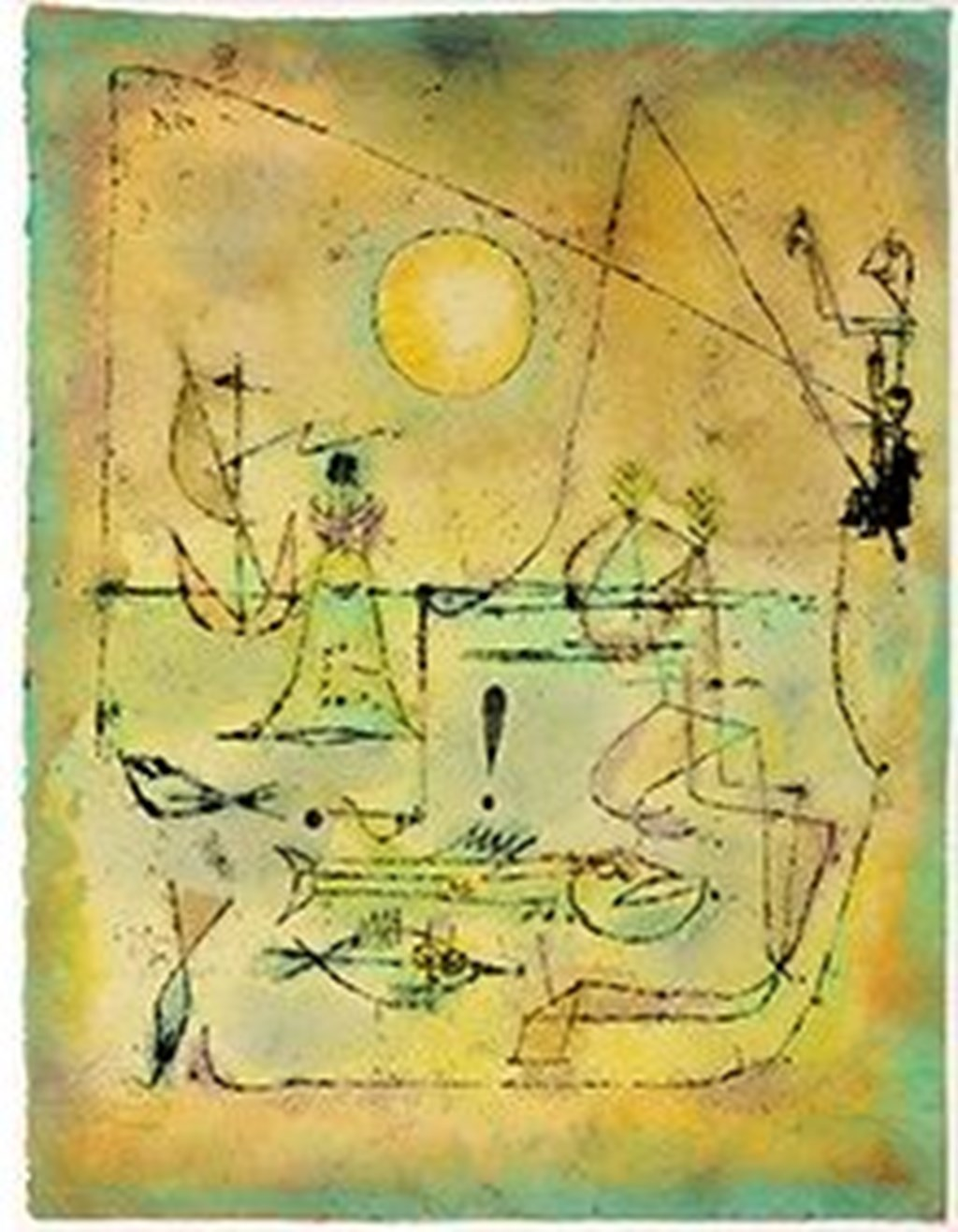 The Ey Exhibition Paul Klee Making Visible 1