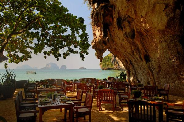 Rayavadee restaurant