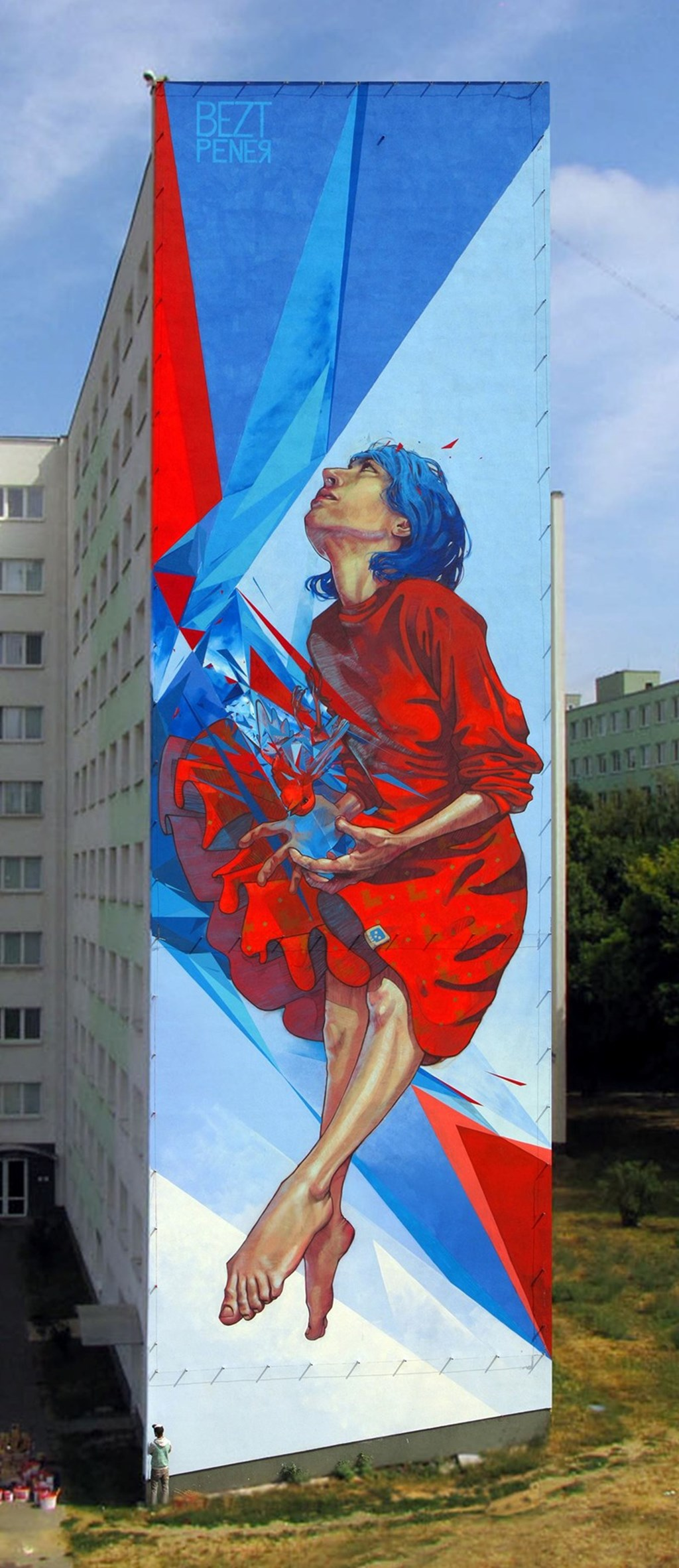 Etam Cru Makes Waves With Another Brilliant Mural 4