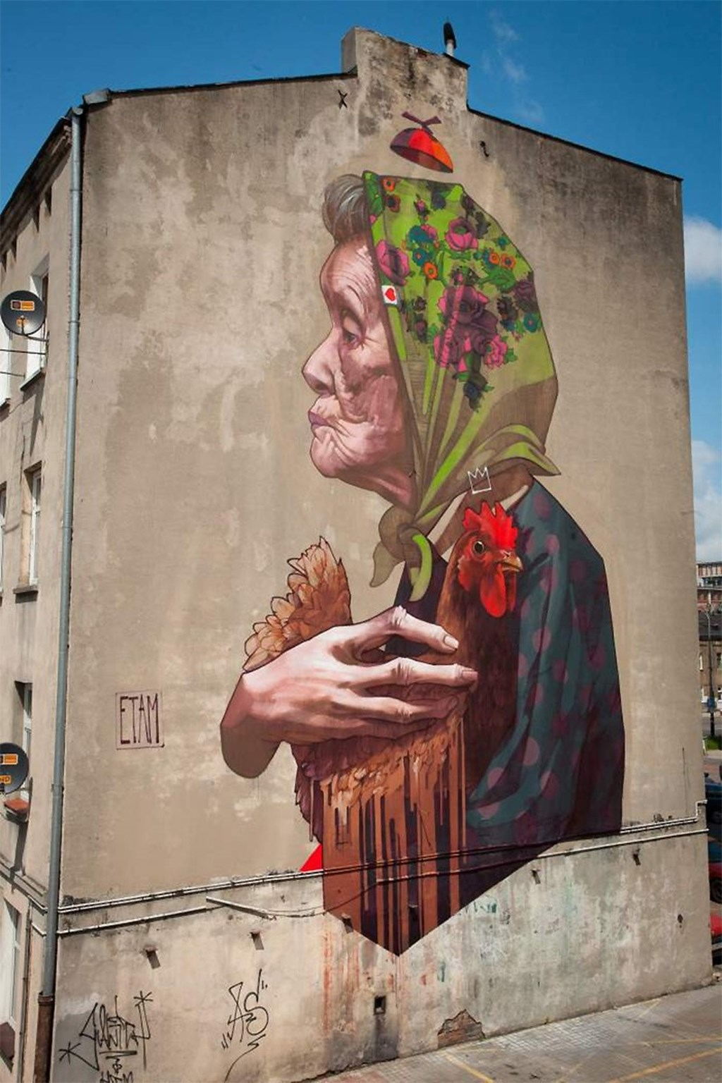 Etam Cru Makes Waves With Another Brilliant Mural 7
