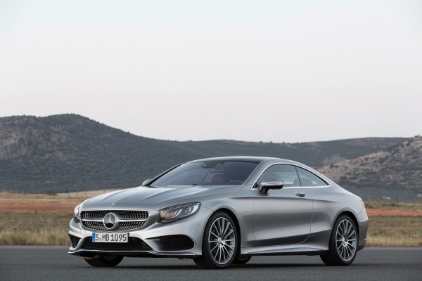 Mercedes Benz S class Coupe S500