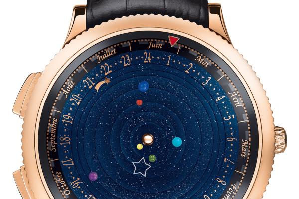 Midnight Planetarium van cleef