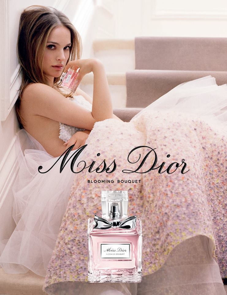 Miss Dior Blooming Bouquet campaign