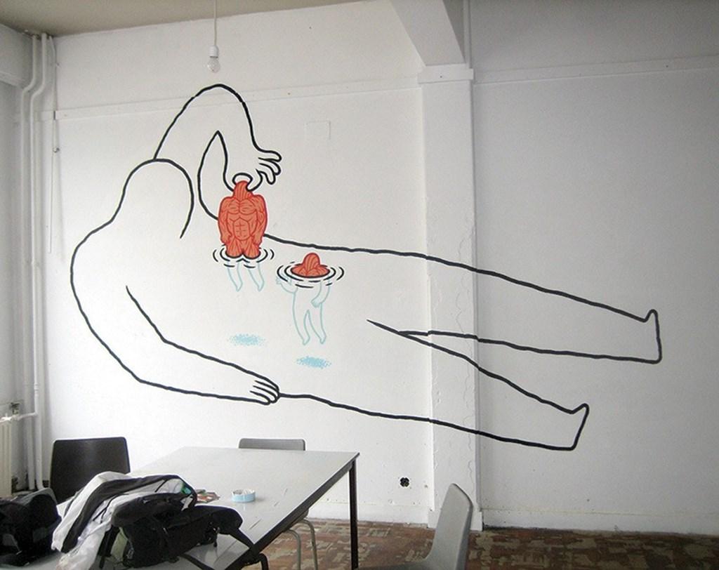 Botlek Pays Homage To Keith Haring 4