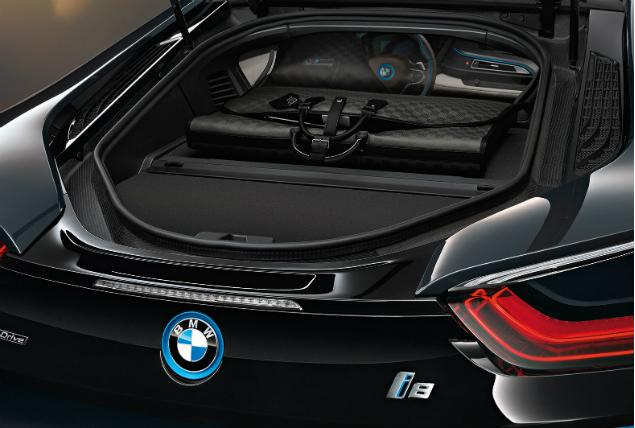Louis Vuitton Create Custom Bags For Bmw I8