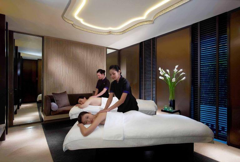 spa Mandarin Oriental Singapore