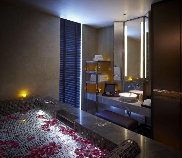 spa at the Mandarin Oriental Singapore