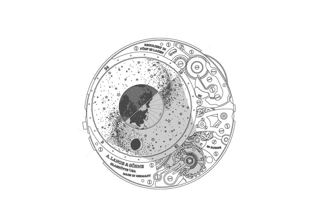 A Lange Sohne Richard Lange Perpetual Calendar Terraluna 14