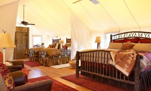 Grayling Canvas Cabin