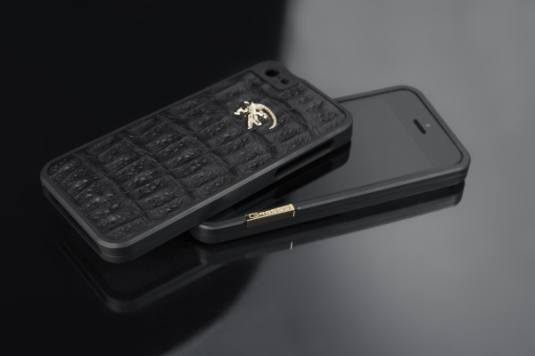 Gresso Titanium Bumper iPhone case