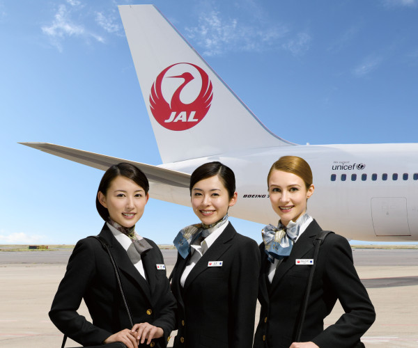 JAL Cabin Crew