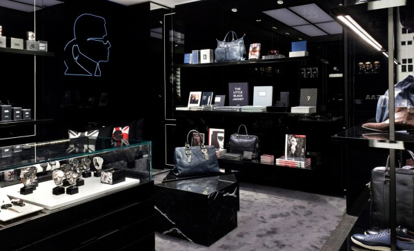 Karl Lagerfeld UK store