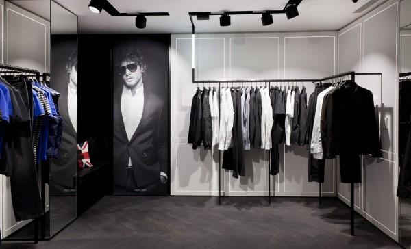 Karl Lagerfeld store Regent Street