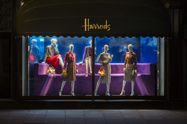 Pradasphere at Harrods