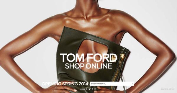 Tom Ford Shop Online