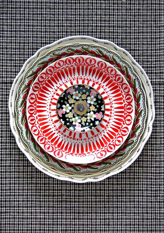 Beautiful Ceramic Plates Designed By Lula Aldunate 1
