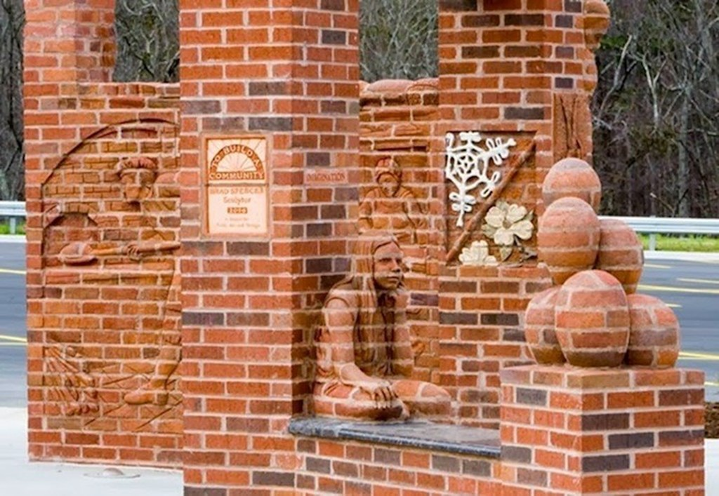 Brick Sculptures By Brad Spencer 2