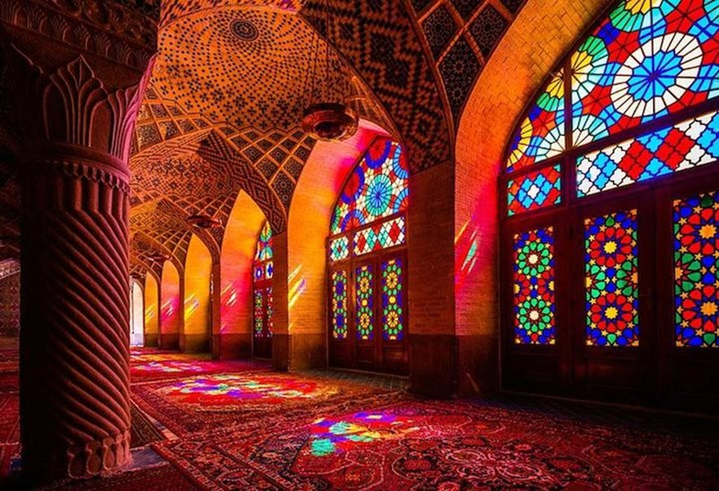 The Pink Mosque 11