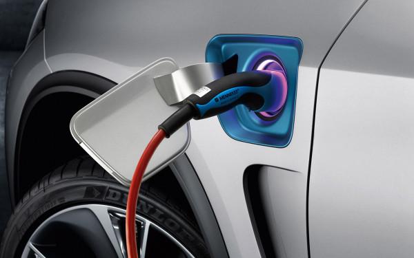 bmw x5 edrive concept charging