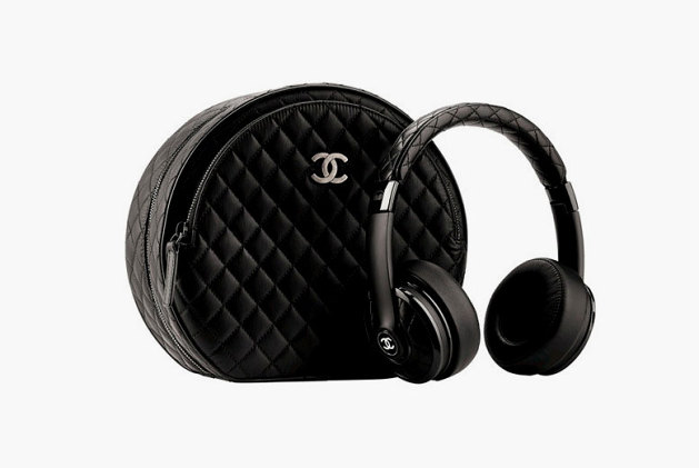 Chanel x Monster Headphones